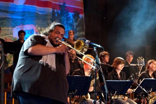 Foto_Big Band Hrošči_Foto Matej Maček